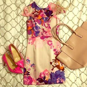 H&M Fashion Star floral print dress